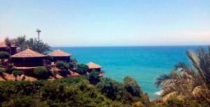 Hotell Calanica - Cefalu. Sicilien.